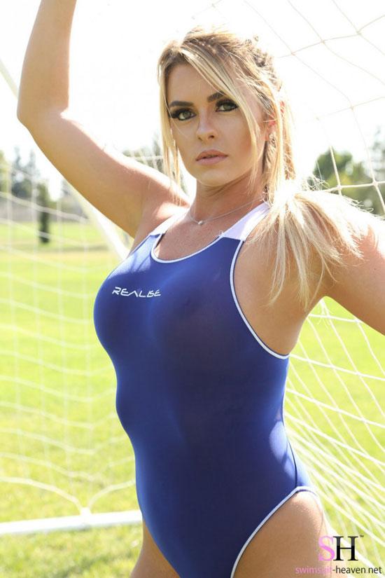 Swimsuit Heave hottie Katie Nikole
