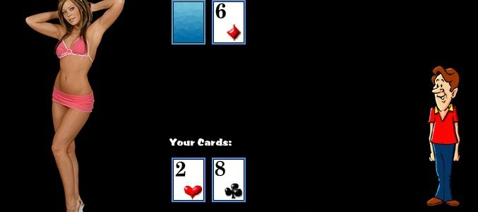 Strip Blackjack Game