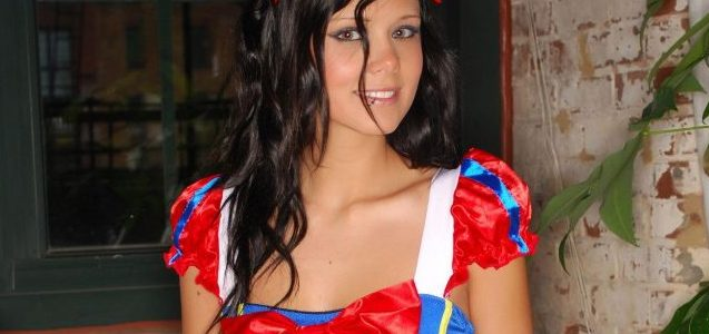 Bailey Knox Snow White