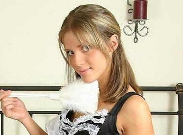 Karen Dreams French Maid