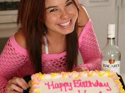 Happy Birthday Kari Sweets